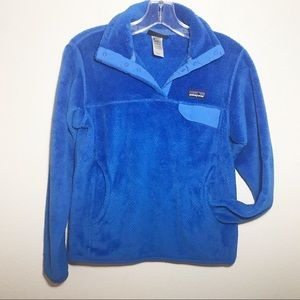 Patagonia Synchilla T-snap Fleece Pull Over